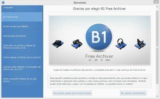 B1 Archiver screenshot 2