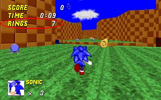 Sonic Robo Blast 2 screenshot 2