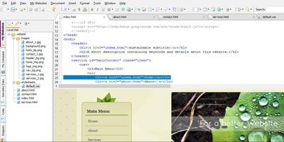 Free HTML Editor screenshot 2