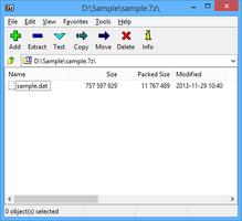 7-Zip screenshot 5