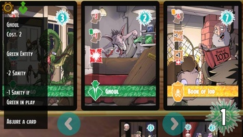 Cthulhu Realms screenshot 4