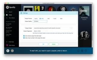 TunePat Spotify Converter for Mac screenshot 3