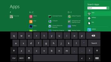 Windows 8 (64 bits) screenshot 6