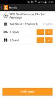 KAYAK Flights, Hotels & Cars screenshot 4