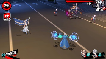 Ouroboros Project screenshot 18