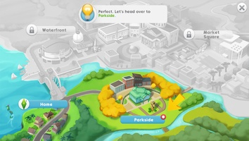 The Sims Mobile screenshot 4