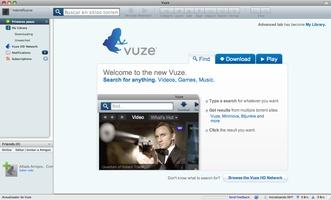 Vuze screenshot 2