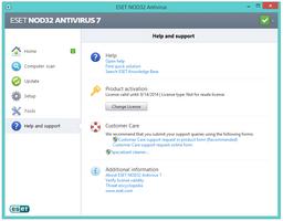 NOD32 Antivirus screenshot 4