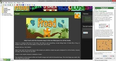 Game Maker screenshot 7