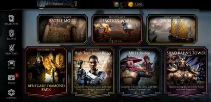 Kombat for mortal android apk trilogy Mortal Kombat