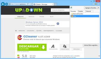 Internet Explorer 11 (Windows 7) screenshot 3