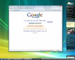 Google Desktop screenshot 2