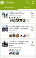 Endomondo Sports Tracker screenshot 2
