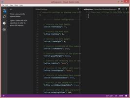 Visual Studio Code screenshot 6
