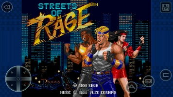 Streets of Rage screenshot 8