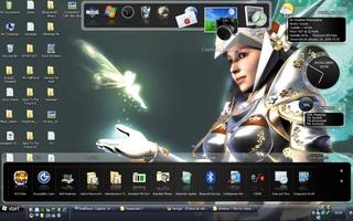 Windows 7 Theme screenshot 2