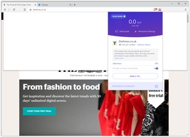 Brave Browser screenshot 4