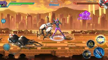 Evangelion: Eva Dawn screenshot 10
