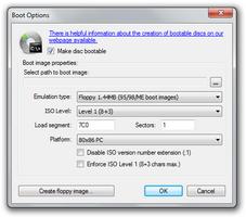 CDBurnerXP screenshot 4