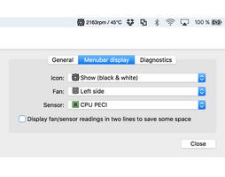Macs Fan Control screenshot 4