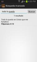 Santa Biblia Reina Valera screenshot 2