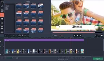 Movavi Video Editor screenshot 5