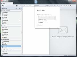 Opera Mail screenshot 7