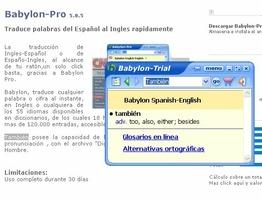 Babylon screenshot 3