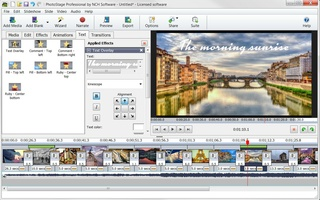 PhotoStage Pro Edition screenshot 8