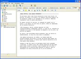Celtx screenshot 2