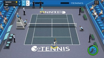 Pocket Tennis League screenshot 11