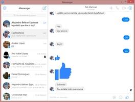 Messenger for Desktop screenshot 4