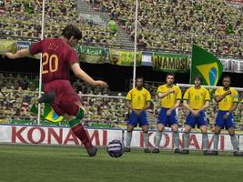 Pro Evolution Soccer 2008 screenshot 2