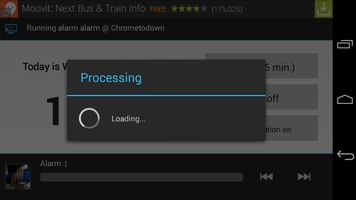 Chromecast - Wake me up Cast screenshot 5