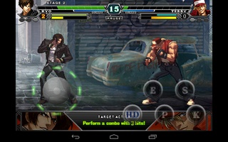 The King of Fighters-A 2012 screenshot 3