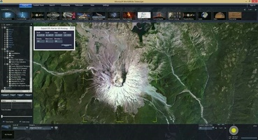 WorldWide Telescope screenshot 2