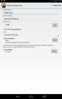 OpenVPN for Android screenshot 4