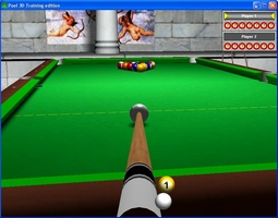 Pool 3D Training Edition screenshot 2