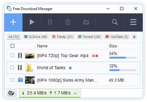 Free Download Manager screenshot 3
