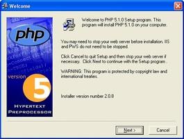 PHP screenshot 2
