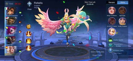 Mobile Legends screenshot 5