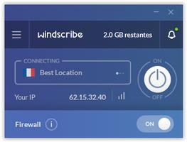 Windscribe VPN screenshot 7