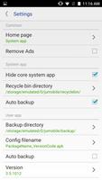 System App Remover Jumobile screenshot 3