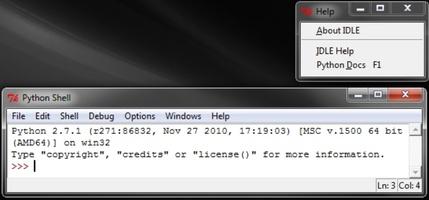 Python screenshot 2