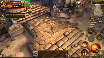 Rise of Ragnarok - Asunder screenshot 12