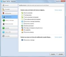 Skype Beta screenshot 2