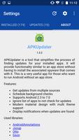 APKUpdater screenshot 4