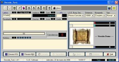 Decode Tora screenshot 2
