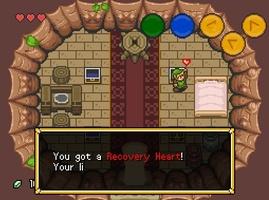 The Legend of Zelda: Ocarina of Time 2D screenshot 5