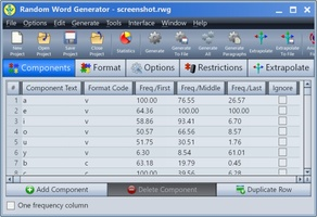 Random Word Generator screenshot 4